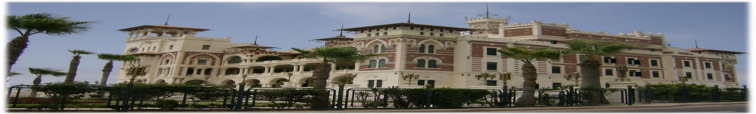 Muntaza Palace. Ras el Tin. Alexandria, Egypt. Copy-Right InterConsult21